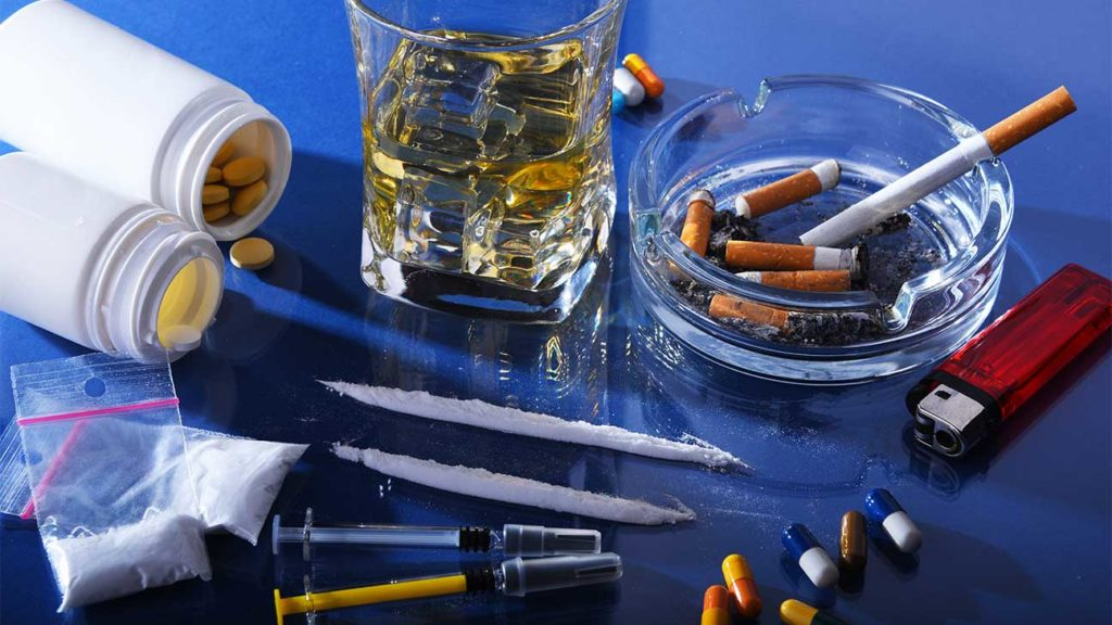 Substance Abuse And Childhood Mental Health Disorders